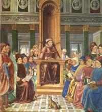 Vortrag: «Augustinus und die wissenschaftliche Wahrheitssuche» (Christian Tornau)