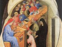 Monnica-bringt-Augustinus-zur-Schule
