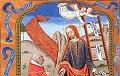 Augustinus zu Fuessen des Auferstandenen Christus NL