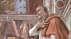 Botticelli Augustinus beim Philosophieren nl