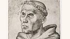Lucas Cranach der Ältere: Luther als Augustinermoench