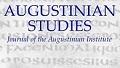 Augustinian Studies Cover