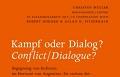 Cover Kampf oder Dialog Cassiciacum 39,11 Echter Verlag