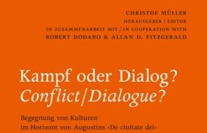Cover Kampf oder Dialog Cassiciacum 3911 vorschau