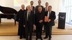 Jahresvollversammlung der Augustinus-Gesellschaft 2016 Gruppenbild